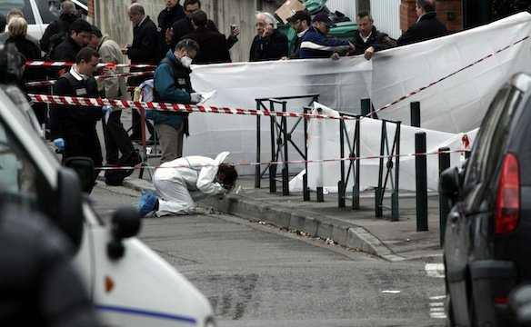 The man who killed four people at Ozar Hatorah Jewish school in Toulouse had a camera around his neck and may have filmed the scene
