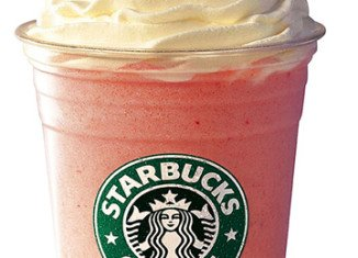 The pink color of Starbucks' Strawberry Frappucino is thanks to crushed up insects
