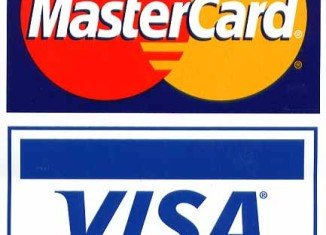Visa, Mastercard and Discover have warned that credit card holders' personal information could be at risk after a security breach