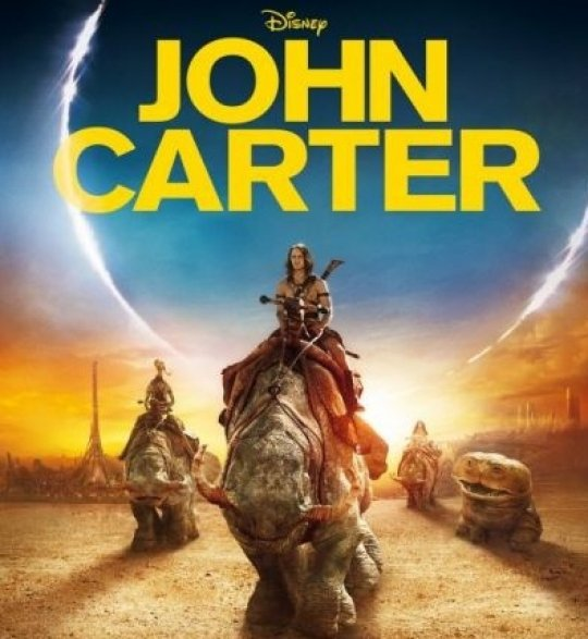 Walt Disney expects to lose $200 million on its new movie John Carter, making it one of the biggest flops in cinema history