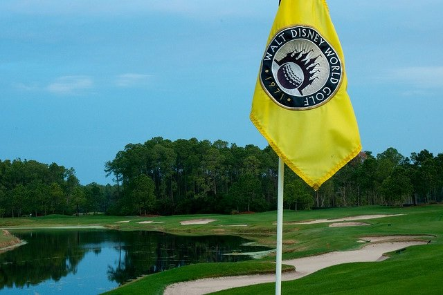 Walt Disney World Golf Course photo