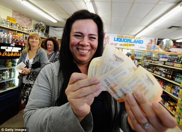 With a $640 million multistate lottery jackpot up for grabs, plenty of folks are fantasizing about how to spend the money