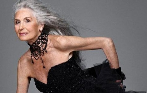 At 83 Daphne Selfe the world's oldest supermodel appears in Vogue and struts along the Paris catwalks photo