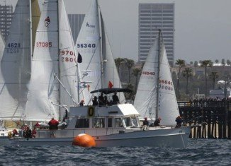 At least three people have died during a yacht race in Newport, weeks after another fatal accident off California
