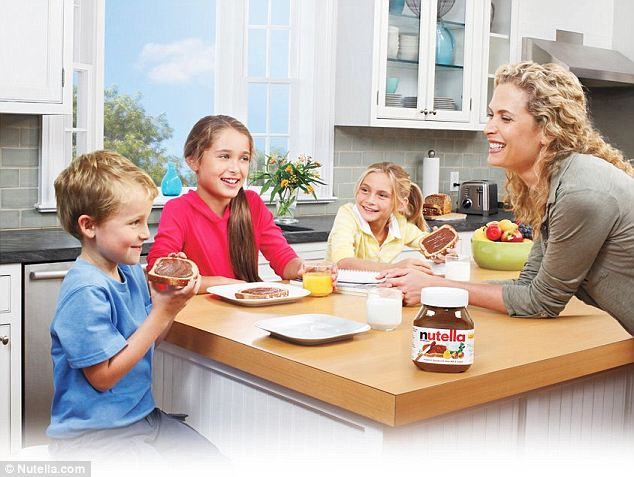 "Athena Hohenberg and her lawyers claimed that Nutella intentionally presents their product as part of a ""balanced breakfast"" and features happy, healthy families enjoying it alongside fruit and whole wheat bread"