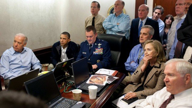 Barack Obama is accused by GOP of using the killing of Osama bin Laden as a political weapon for his re-election