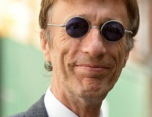 Bee Gees star Robin Gibb is lying in a coma and doctors fear he only has days to live