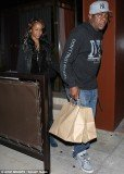 Bobbi Kristina and Bobby Brown were spotted this week having lunch at Blue Fin restaurant in New York