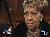 Cissy Houston's interview with Brenda Blackmon for My9's The 10 O'Clock News is her first public appearance since Whitney's death