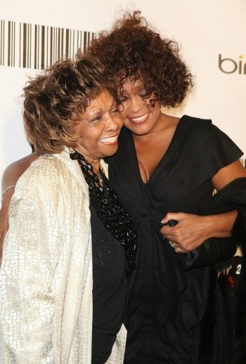 Cissy Houston says her biggest fear is that people will now remember Whitney Houston as a druggie, and not a talented singer and family woman
