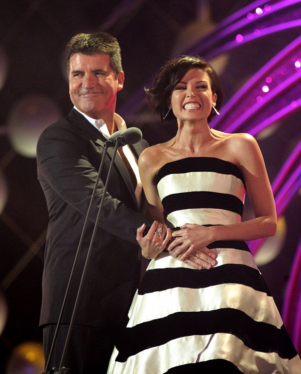 Dannii Minogue's former boss Simon Cowell has come out with an extraordinary account of a fleeting affair between the two