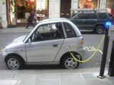 Electric car use may save up to $1,200 a year.