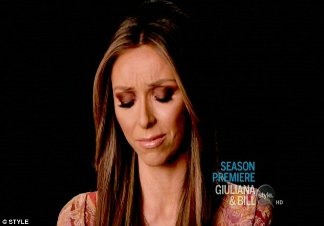 Giuliana Rancic gave an extremely emotional account what happened in the months after she learned she had cancer