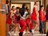 Glee returns on Fox with new episodes, one of which is Whitney Houston tribute episode