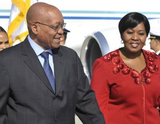 Jacob Zuma is set to marry for the sixth time next weekend making long term fiancée Gloria Bongi Ngema his fourth current wife photo