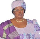 Joyce Banda has been sworn in as Malawi's president following the death of Bingu wa Mutharika