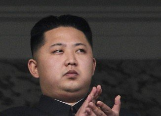 Kim Jong-Un had been named chairman of the party's Central Military Commission and a standing member of the Politburo