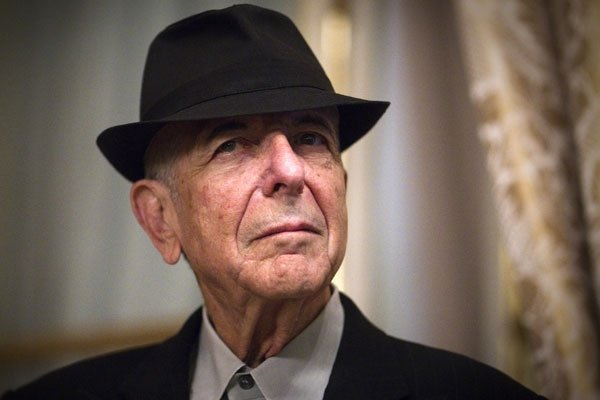 Leonard Cohen fired and then sued Kelley Lynch in 2004 over the theft of millions of dollars from his personal fortune photo