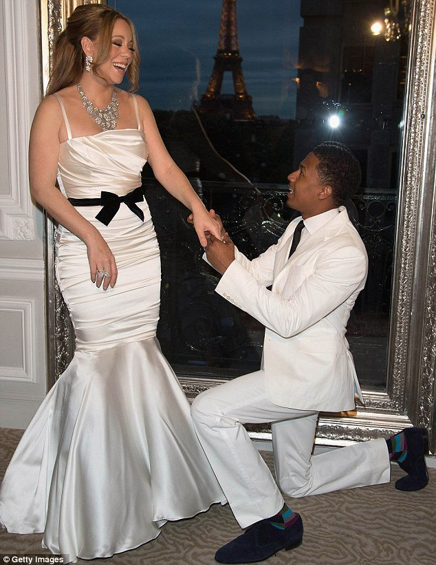 "Mariah Carey and Nick Cannon have already renewed their wedding vows three times, but they haven't found enough ways to say ""I do"""