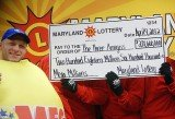 Maryland Mega Millions jackpot winners have been identified as three public school employees who pooled their money to play