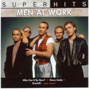 Men At Work won the Grammy Award for Best New Artist in 1983 before disbanding in 1985