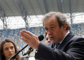 "Michel Platini has hit out at ""bandits and crooks"" for the escalation of Ukrainian hotel prices ahead of the Euro 2012"