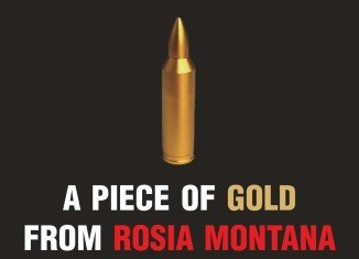 Mindbomb's latest poster campaign is raising the flag about the very basic but grossly obscured trade-off entailed by the planned gold mine at Rosia Montana through cyanide leaching