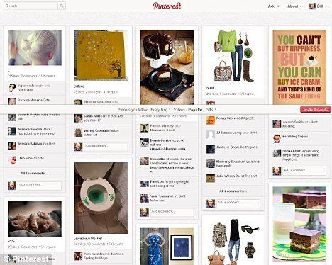 New figures show that Pinterest is unexpectedly losing users this month