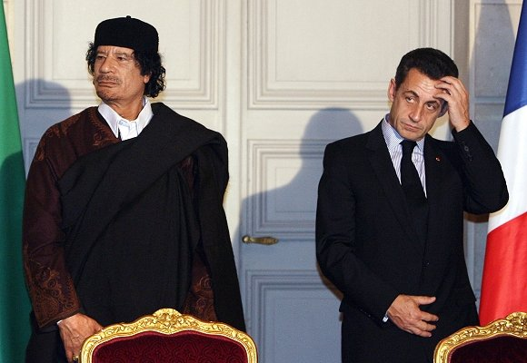 Nicolas Sarkozy is to file a complaint against Mediapart website that claimed Muammar Gaddafi had offered to fund his 2007 election campaign