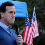 Republican Rick Santorum has ended his bid for the White House, leaving Mitt Romney as the presumptive nominee