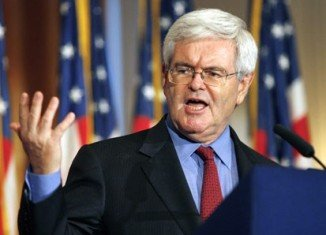 Republican presidential candidate Newt Gingrich is expected to suspend his campaign next week