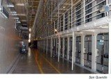 San Quentin State Prison in California is one of the most famous death row sites in the US
