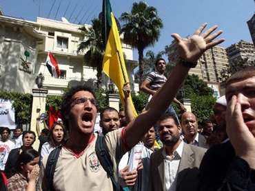 Saudi Arabia shuts its embassy in Egypt following protests over lawyer Ahmed al Gizawi who is detained in Saudi Arabia photo