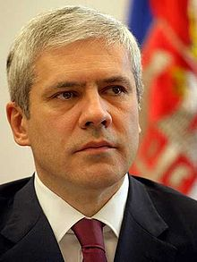 Serbia's President Boris Tadic has announced his resignation
