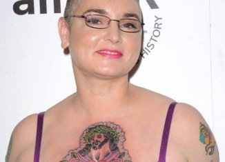 "Sinead O'Connor cancels the remaining dates of her world tour, saying she is still recovering from a ""very serious breakdown"""