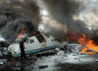 The UTair passenger plane having 43 people on board has crashed shortly after take-off in Siberia