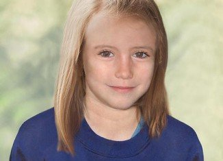 The picture, created with the McCann family, shows how Madeleine would look aged nine