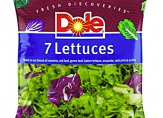The recalled salads are stamped with a use-by date of April 11, 2012 with the UPC code 71430 01057 and product codes 0577N089112A and 0577N089112B