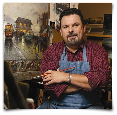 Thomas Kinkade had planned to marry his live-in girlfriend, Amy Pinto-Walsh, as soon as he was finally divorced from his first wife Nanette