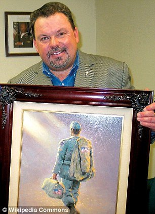 Thomas Kinkade, the Painter of Light, died from what appear to have been natural causes at 54