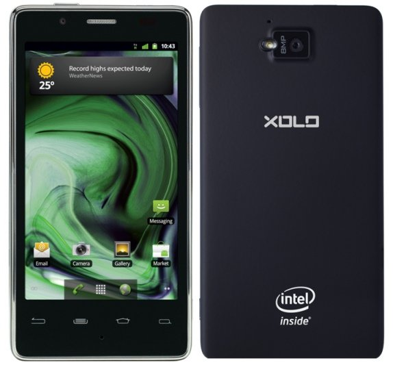 XOLO X900 made by the Indian manufacturer Lava will go on sale on 23 April priced at about 22000 rupees 420 photo