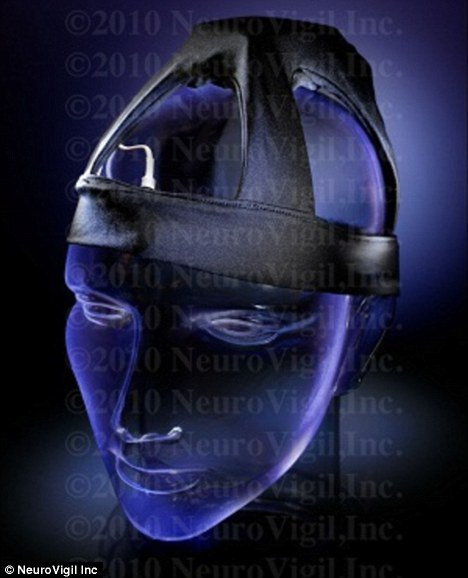iBrain, which was designed for sleep monitoring, may also be able to help people to convey messages merely by thinking them