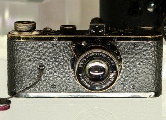 A prototype Leica camera has sold for 2.16 million Euros ($2.8 million) at the Galerie Westlicht in Vienna, Austria, setting a new world record for a camera