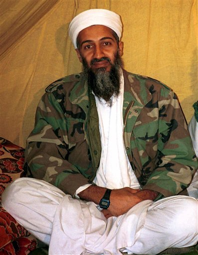 A year on from the death of Osama Bin Laden, two Pakistani men tell how they came to host the then leader of al-Qaeda