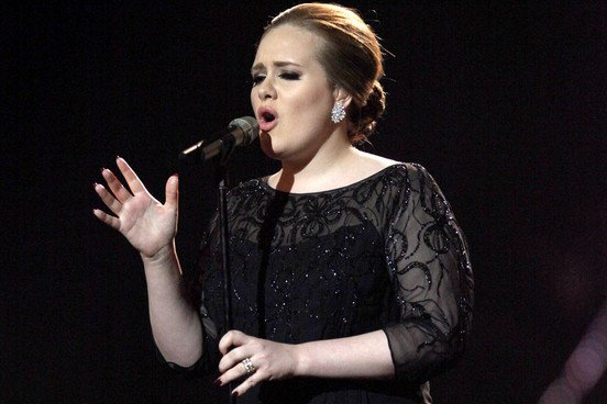 Adele was the clear winner at last tonight's Billboard Music Awards as she scooped a whopping 12 gongs