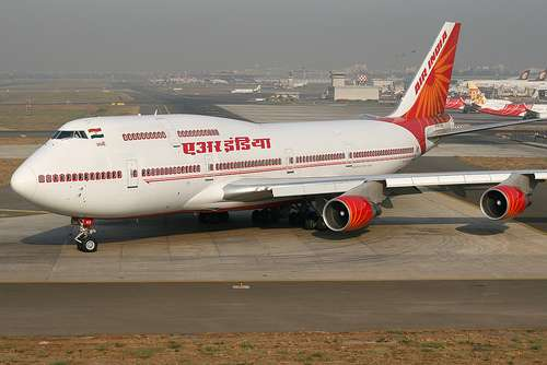 Air India has sacked 10 pilots after dozens of them called in sick amid a dispute over training for the new Boeing 787 Dreamliner planes photo