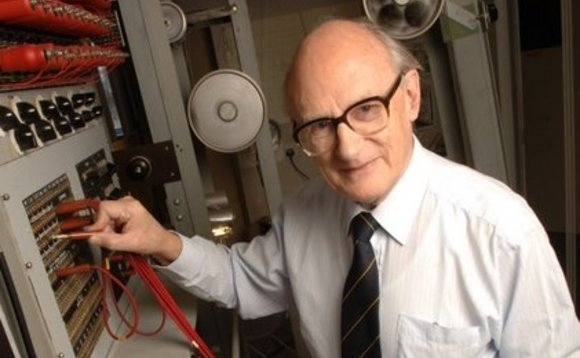 """Anthony Edgar """"Tony"""" Sale's life is to be commemorated with an award for the best computer restoration project"""