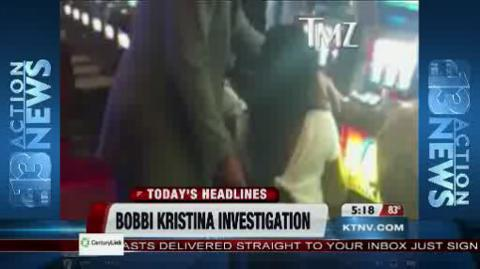Bobbi Kristina Brown, Whitney Houston's daughter, is being probed for alleged underage gambling in Las Vegas