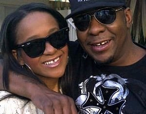 Bobbi Kristina Brown is reportedly refusing to attend Bobby Brown's upcoming Hawaiian wedding to Alicia Etheridge