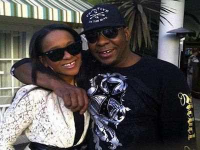 Bobby Brown says he trusts his daughter Bobbi Kristina will not make the same mistakes he did photo